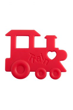 Teether Red Train