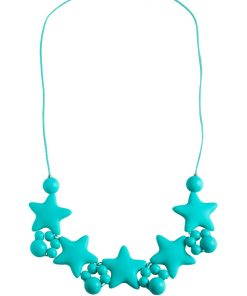 Stellar Teething Necklace