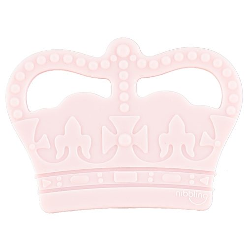 Royal Crown Pink Teether