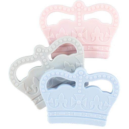 Royal Crown Teethers Nibbling
